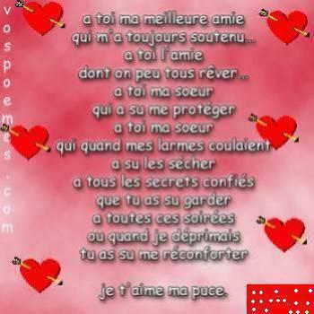 Poeme Damitié Par Binetou Blog Dakar