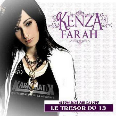 album kenza farah tresor gratuit