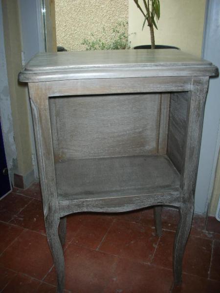 Meublespatines blog mes meubles patin s pr f r s for Peinture liberon effet metal caen