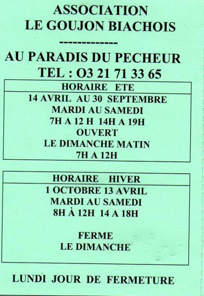 Fred62 blog le goujon biachois arras for Prix carpe vivante