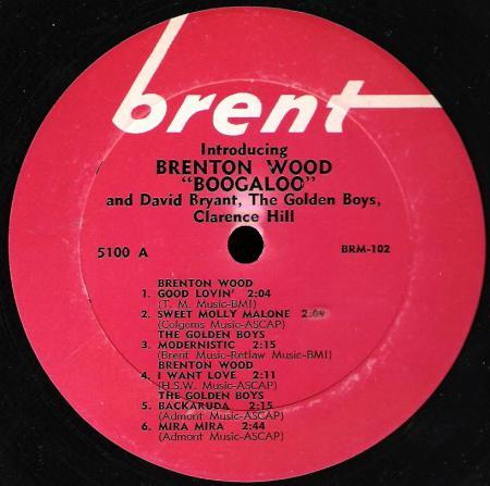 Brenton Wood Sweet Molly MaloneCross The Bridge