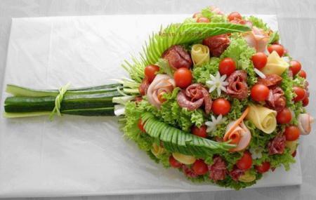 un bouquet de fruits et legumes par laloracorse2 blog. Black Bedroom Furniture Sets. Home Design Ideas
