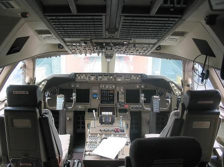 Aviation blog boeing airbus 92 for Interieur 747