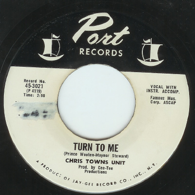 Christine Quaite - In The Middle Of The Floor / Tell Me Mama