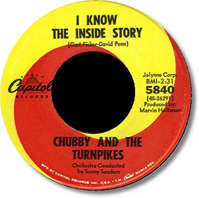 Confirm. chubby and the turnpikes the excellent