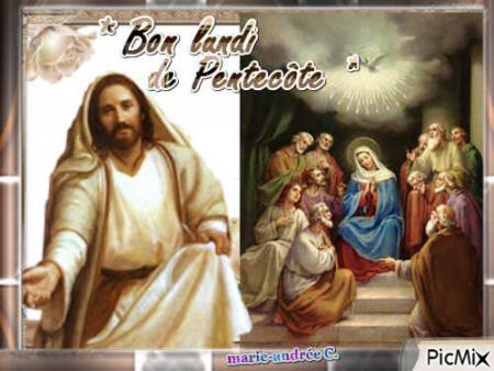 Marie andree blog nouveau blog et bienvenue marie andree - Lundi de la pentecote ...
