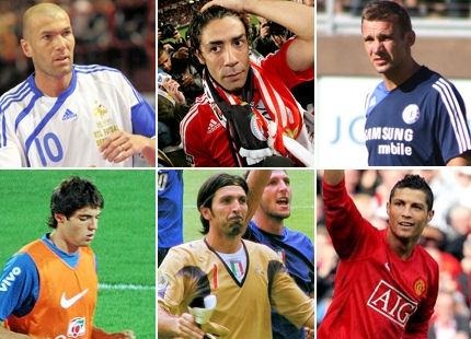 le meilleur joueur du monde de foot