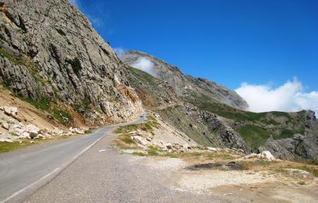«L'âne, le chien et les randonneurs» : randonnée autour du col de Tirourda