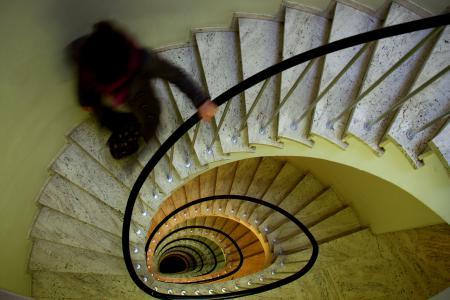 escalier en colimacon bruxelles