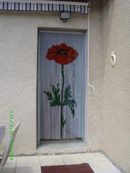 Elegant rideau porte anti mouche id es de conception de for Rideau de porte exterieur anti mouche