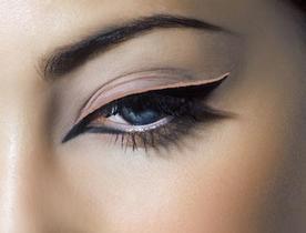 Comment reussir son trait d 39 eye liner astuces par thonyamakeup blog 75000 - Comment mettre eye liner ...