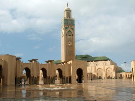 8623 la plus grande mosquee du monde par rolbenzaken blog for Mosquee hassan 2 interieur
