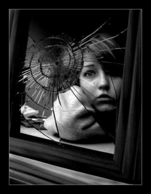 Reflet du miroir par lalora13 blog paris for Le reflet du miroir