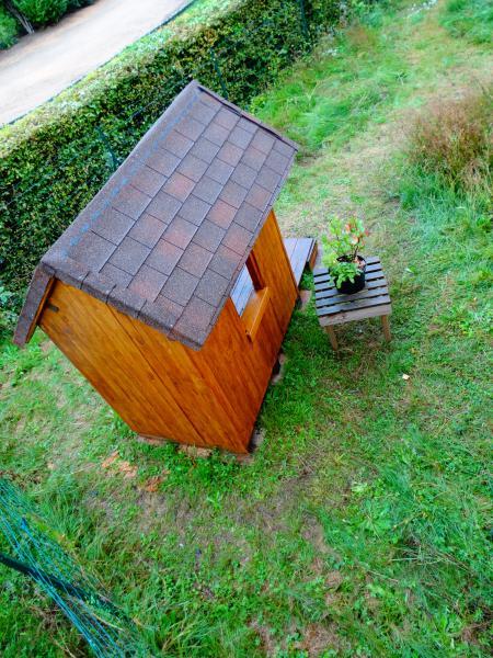 La cabane au fond du jardin 7 par levieilormeetlenfant blog castle dog - La cabane au fond du jardin ...