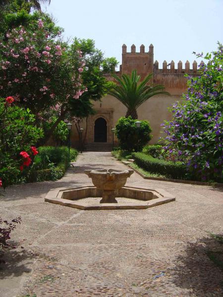 6676 rabat les jardins des oudayas par rolbenzaken blog for Jardin oudaya rabat