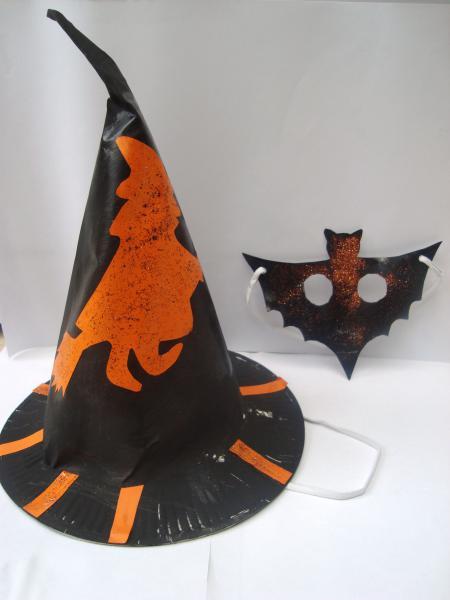 Bien connu Chapeau de sorcière par happy-halloween blog () RV61