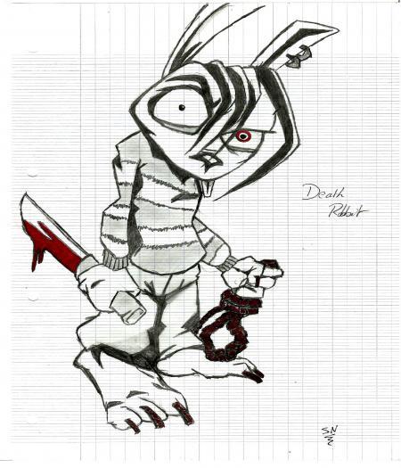 Fan d horreur blog dessins en tout genre 92 - Dessin horreur ...