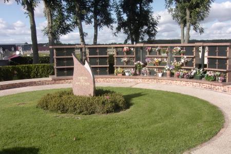 Chefcruchot blog vendin le vieil vendin le vieil - Jardin du souvenir pere lachaise ...