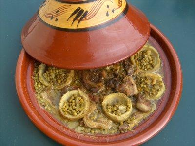 822.la cuisine arabe. par rolbenzaken blog (de rabat de 1949 à 1967.)