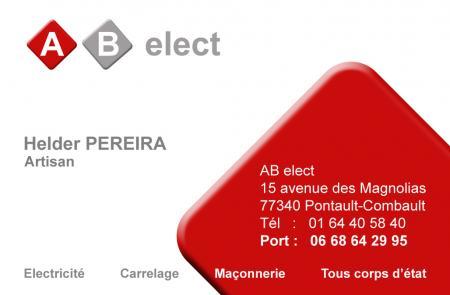 Carte De Visite Par Graph Iste Blog Seine Et Marne