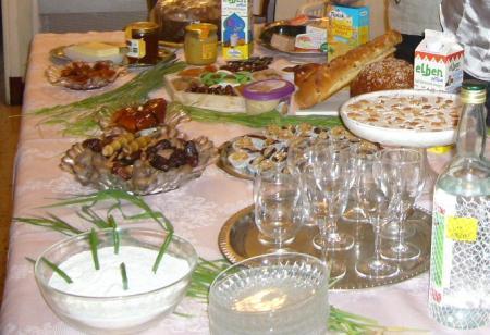 3557 la f te juive marocaine la mimouna de chez nous par - Cuisine juive sefarade ...